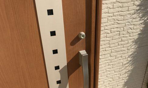 玄関のドアカギ