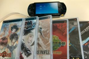 PSPとソフト